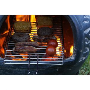 Grille Barbecue GARDECO Extralarge