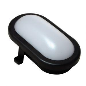 Hublot TIBELEC Ovale LED Noir 168mm