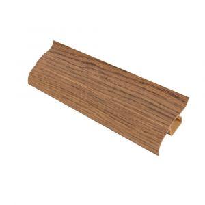 Plinthe Goulotte Électrique SPTD Pass'Fil x2,5m Wood 3