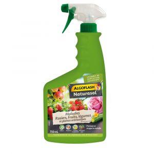 Maladies Rosiers, Fruits, Légumes & Plantes aromatiques Prêt à l'emploi 750 Ml ALGOFLASH NATURASOL