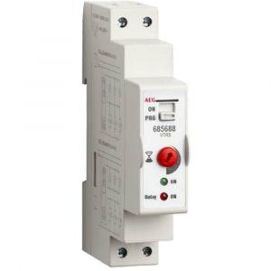 Minuterie électronique AEG automatique d'éclairage d'escalier 16A