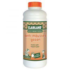 Anti-mousses gazon Clairland® BIOLINE concentré 1L