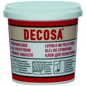 Colle DECOSA Polystyrène 1kg