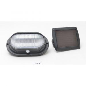 Applique solaire 8 LED avec détecteur de mouvement