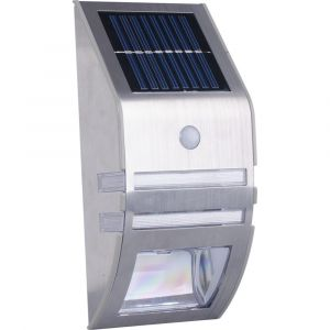 Applique Solaire Inox 30 Lumens