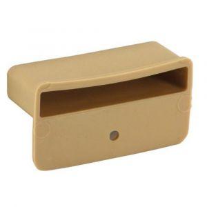 Lot de 4 Embouts Plastiques SPTD 53mm pour Lattes de Sommier à clouer