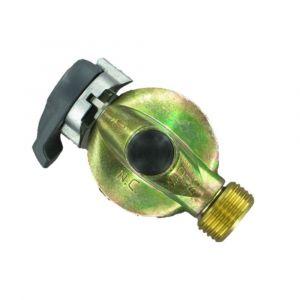 Robinet adaptateur ø 20 mm Comap pour bouteille de gaz