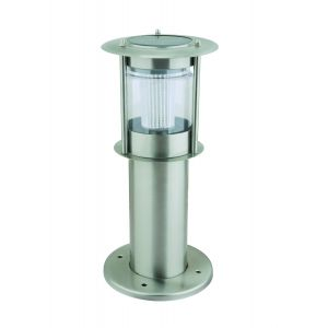 Borne solaire LED 30 cm