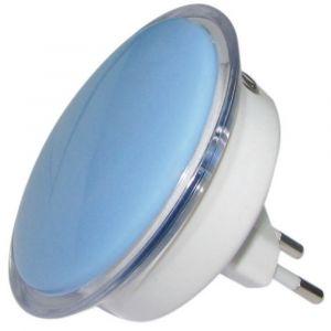 Veilleuse Ronde TIBELEC Crépusculaire Bleue