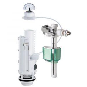Mécanisme de chasse d'eau SWALIS Quieto 50 Ultra Silencieux