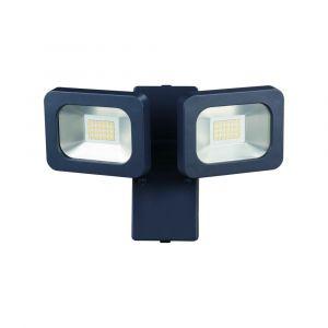 Projecteur Double LED 2x10W 1800 Lumens