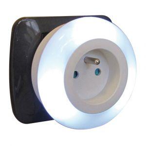 Veilleuse TIBELEC LED Crépusculaire 0,8W