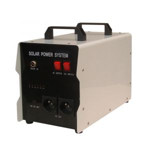 Kit panneau solaire 15W + chargeur