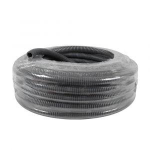 Gaine ICTA DEBFLEX diamètre 16mm grise 10 mètres