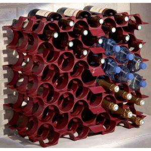 Casier à bouteilles MOTTEZ pour 7 bouteilles en polypropylène