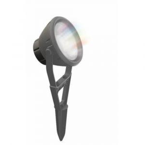 Spot LED extérieur COREP Pallas Idual avec télécommande