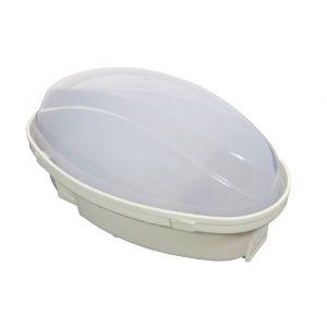 Hublot TIBELEC Plastique Ovale 215mm