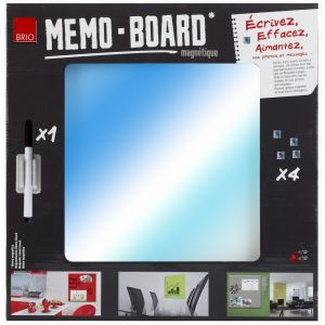 Mémo Board CEANOTHE Miroir 40x40