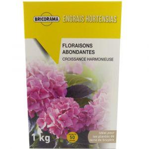 Engrais pour hortensiais Bricorama 1 kg