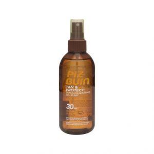 Piz Buin® Tan&Protect Spray Accélérateur de Bronzage SPF 30+ 150 ml