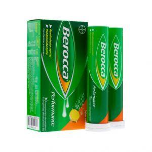 Berocca Effervescent Orange 30 comprimés