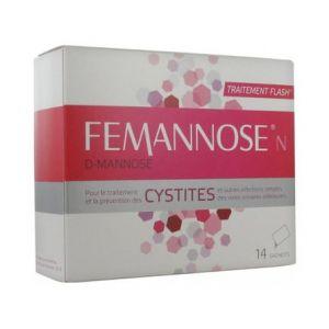 Femannose N D-Mannose 14 sachets