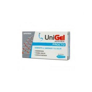 Apotex UniGel Procto 5 suppositoires