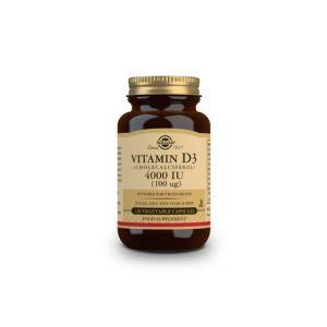 Solgar Vitamine D3 4000ë_g 120 capsules