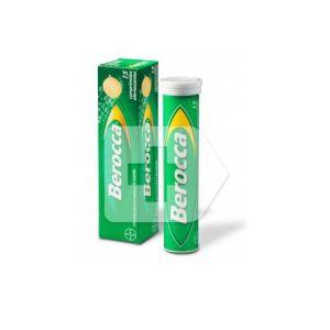Berocca™ 15comp effervescent orange flavour