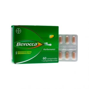 Berocca® Performance 60 comprimés