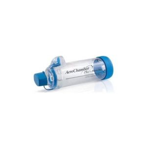Aerochamber Plus Chambre d'inhalation Flow-Vu 1 pc