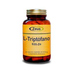 Zeus L-tryptophane 60caps