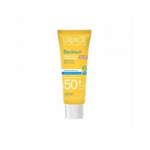 Uriage Bariésun Solaire Crème teintée doré Visage SPF50+ 50ml
