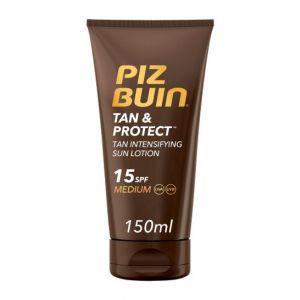 Piz Buin™ Tan&Protect SPF 15+ Lotion Accélérateur de bronzage 150 ml