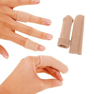 Manchons siliconé doigt/orteil