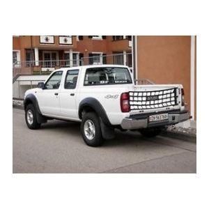 ATTELAGE NISSAN Pick-up 2000- - king cab et single cab 4x4 inclus 2WD - rotule equerre - attache remorque BRINK-THULE