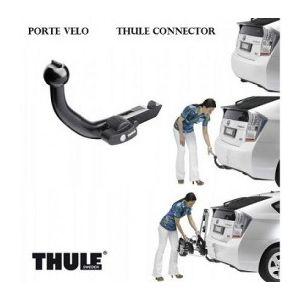 Attelage Toyota Auris 2010- - RDSO demontable sans outil - Porte velo THULE Connector