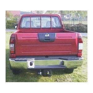 ATTELAGE NISSAN Pick-up double cab 2000-2005 - 4x4 inclus 2 WD - rotule equerre - attache remorque BRINK-THULE