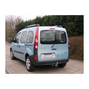 PACK ATTELAGE ET FAISCEAU Renault Kangoo II 02/2008- - Col de Cygne - attache remorque BRINK-THULE