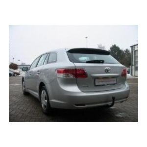 ATTELAGE Toyota Avensis break 2009- (T27) - RDSO demontable sans outil - attache remorque BRINK-THULE