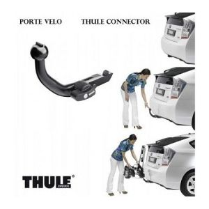 ATTELAGE RENAULT TWINGO 2014- - RDSO demontable sans outil - Porte velo THULE Connector