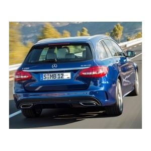 ATTELAGE MERCEDES CLASSE C BREAK 2014- - AMG (S205) - RDSO demontable sans outil - attache remorque BRINK-THULE