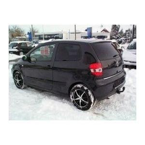 ATTELAGE Volkswagen Fox hayon 2005- - COL DE CYGNE - attache remorque BRINK-THULE