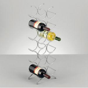 Design porte-bouteille PUR H 67,5 x L 21,5 x P 15,5 cm
