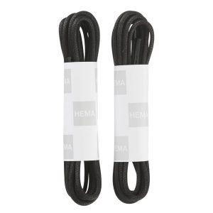 HEMA Lacet 75 Cm (Noir)