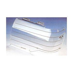PROTECTION FEUX ARRIERE INOX SUR AILE NISSAN NAVARA 2002- 2005