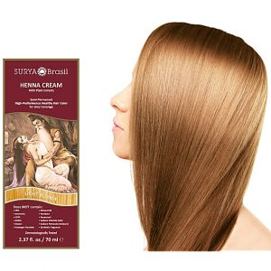 Surya Brasil Creme Colorante Henne Blond Clair