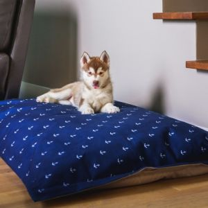 Coussin Cloud Navy