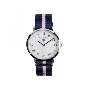 Montre rugby homme - Bleu