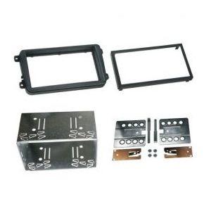 Kit integration 2 DIN VOLKSWAGEN PASSAT CC 2012- avec cage aluminium